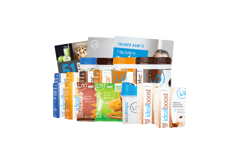 IdealShape Weight Loss 60 Day Bundle