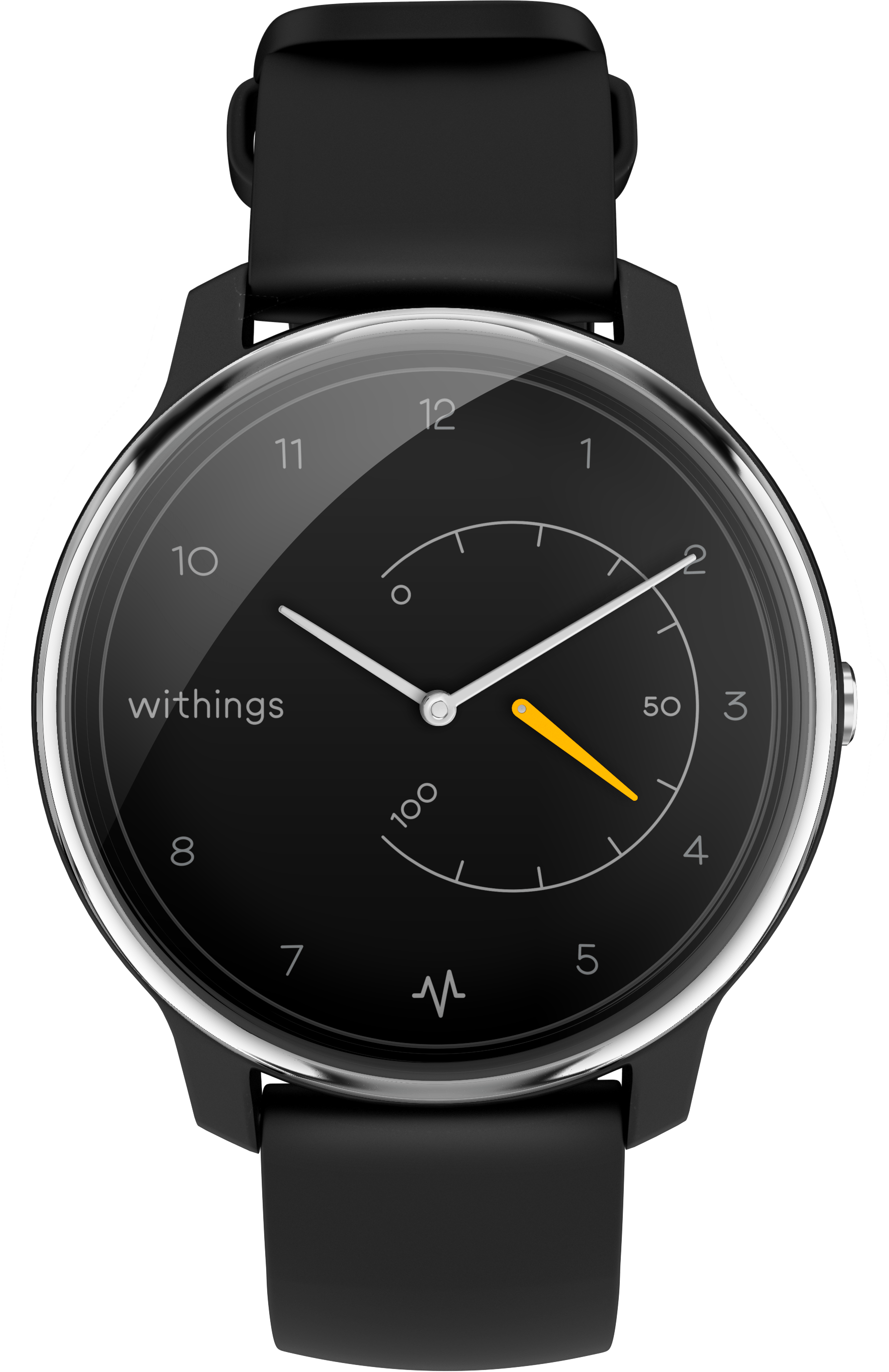 Withings Move ECG, Black - ECG Monitor & Activity watch - Withings Official Store